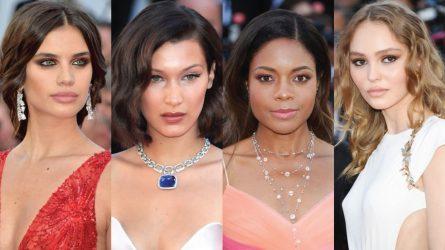 Mắt khói thống trị thảm đỏ LHP Cannes 2017