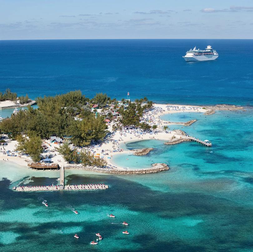 Cococay island – Bahamas