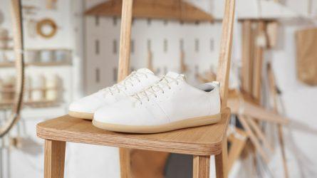 Nghệ thuật tối giản từ đôi giày biết thở GEOX