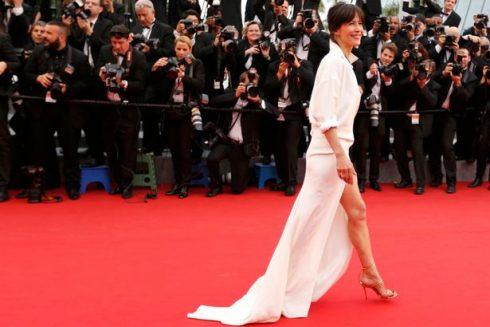 sự cố trang phục đáng tiếc trên thảm đỏ Liên hoan phim Cannes- 02