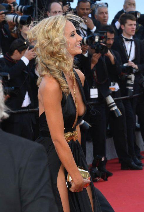 sự cố trang phục đáng tiếc trên thảm đỏ Liên hoan phim Cannes - 03
