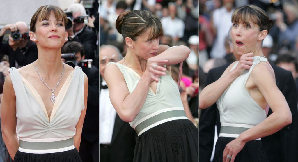 sự cố trang phục đáng tiếc trên thảm đỏ Liên hoan phim Cannes - 06