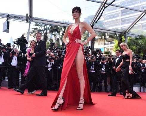 sự cố trang phục đáng tiếc trên thảm đỏ Liên hoan phim Cannes - 09