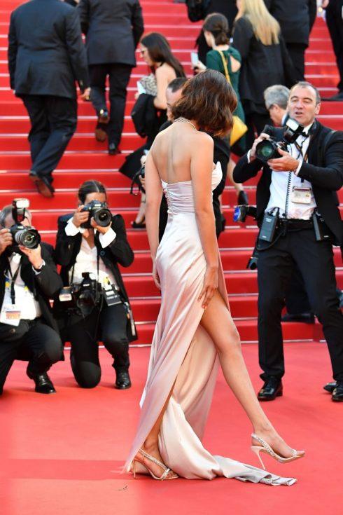 sự cố trang phục đáng tiếc trên thảm đỏ Liên hoan phim Cannes - 12