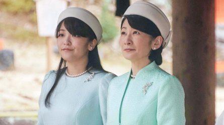 Ba nàng công chúa Nhật Bản từ bỏ tước vị hoàng gia vì tình yêu