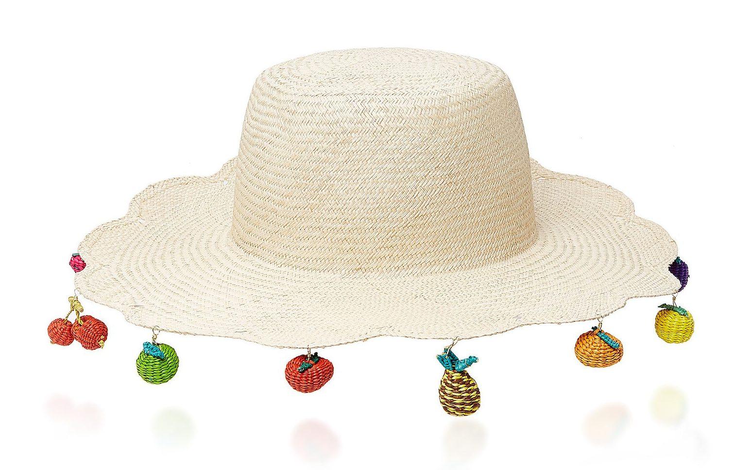 Gợi ý mũ cói cho mùa hè 2017