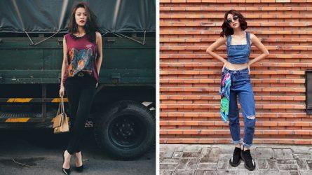 Thời trang street style của fashionista Việt nào ấn tượng nhất giữa tháng 5?