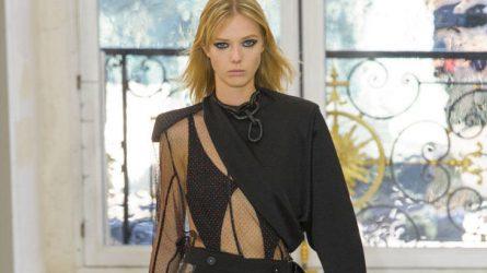 Đại diện Louis Vuitton trần tình về việc sa thải model vì tăng cân