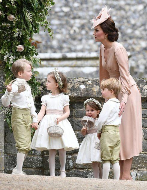 Toàn cảnh hôn lễ của em gái Công nương Middleton - 04