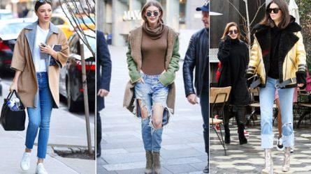 Quần jeans: Món đồ thách thức thời gian