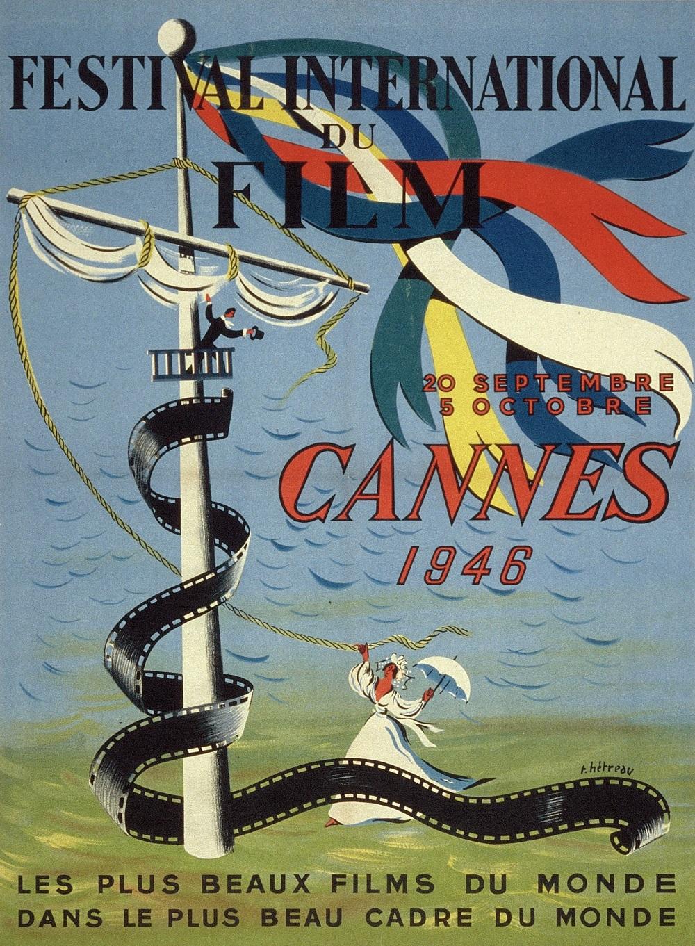 Những khoảnh khắc đáng nhớ trong lịch sử Liên hoan phim Cannes - 01