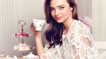Miranda Kerr tiết lộ 5 bí quyết làm đẹp của phụ nữ Úc