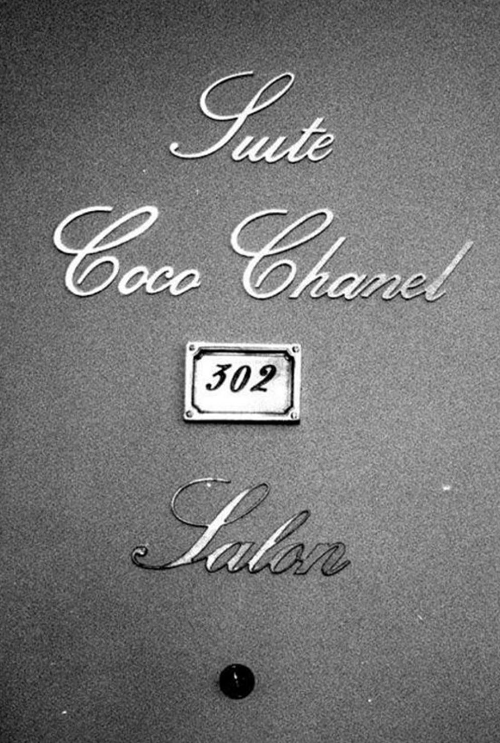 phòng của coco chanel