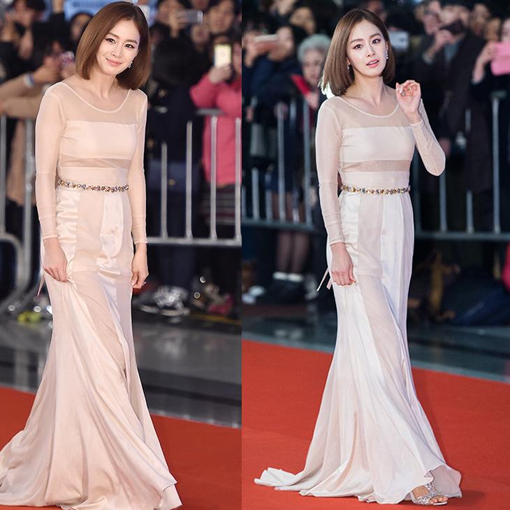 Kim Tae Hee đẹp thuần khiết