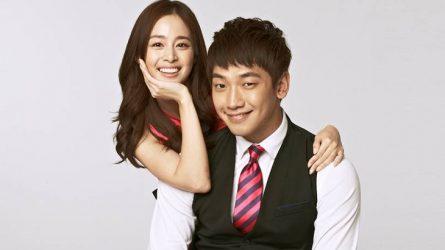 Kim Tae Hee đang mang thai con đầu lòng với Bi Rain