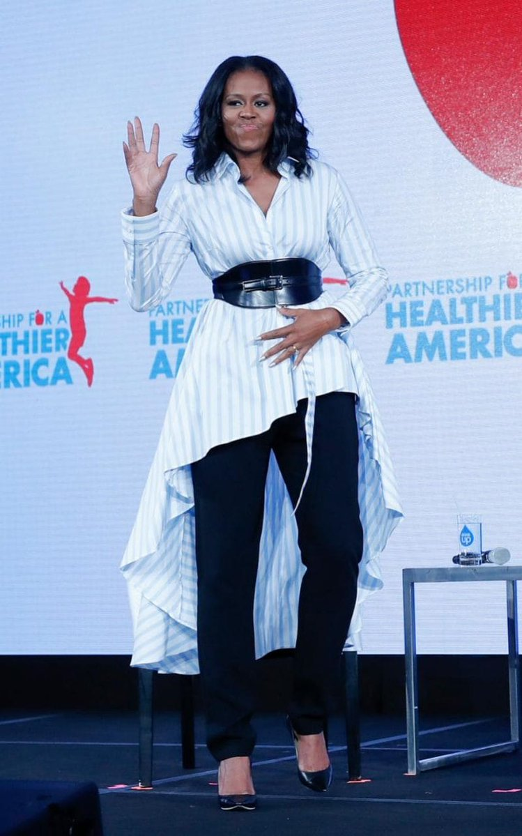 phong cach thoi trang michelle obama