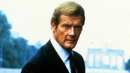 Roger Moore - Cựu điệp viên 007 qua đời ở tuổi 89