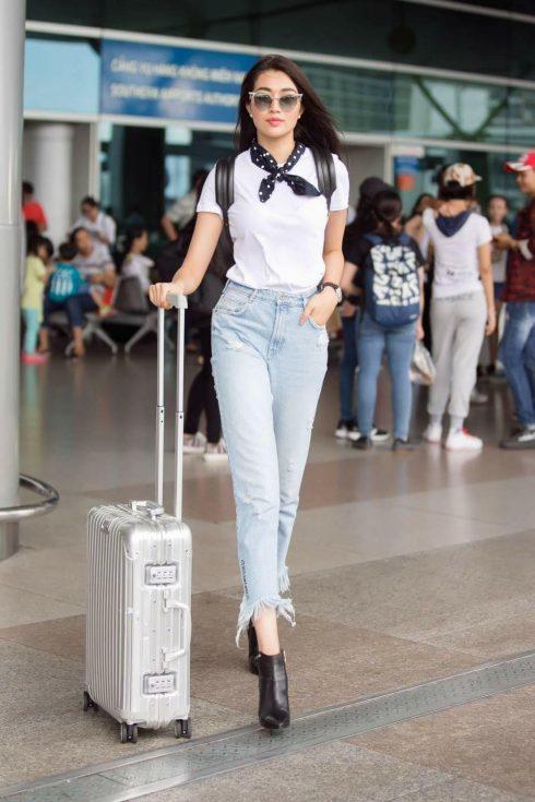 Thời trang street style của sao và fashionista Việt ngày cuối tháng 5
