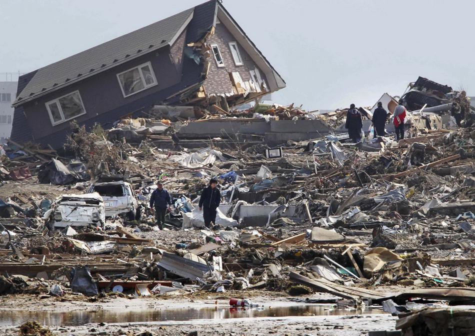 van hoa nhat ban - earthquake - elle viet nam