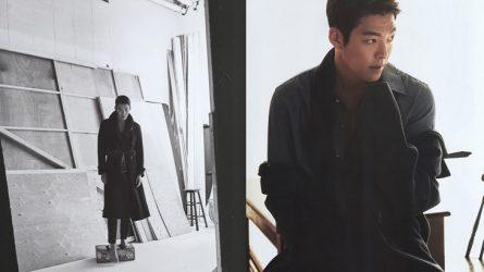 Vẻ đẹp lịch lãm của nam diễn viên Kim Woo Bin qua năm tháng