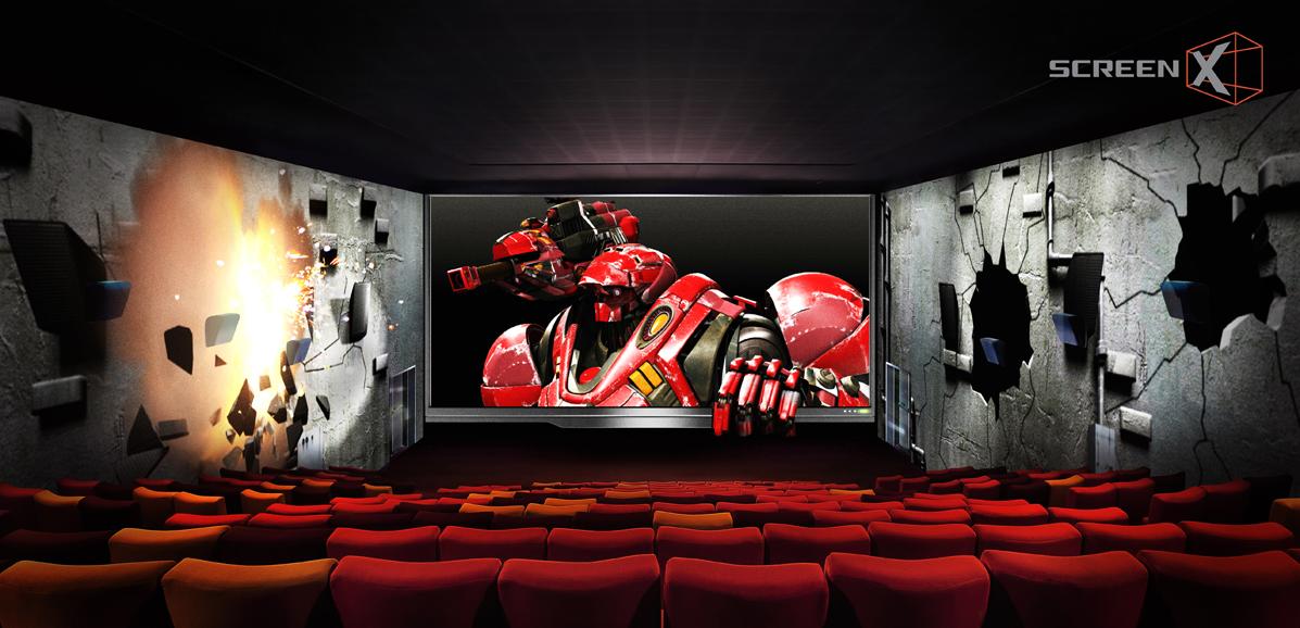 Công nghệ ScreenX có mặt tại Việt Nam