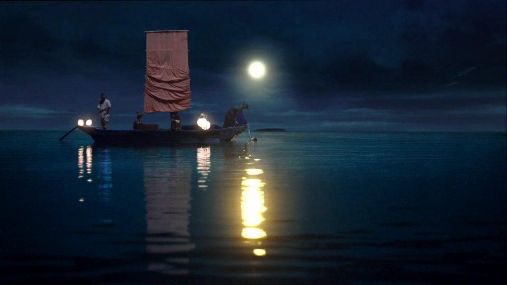 """Phim trường """"Huyền thoại biển xanh"""" mở cửa đón khách du lịch"""