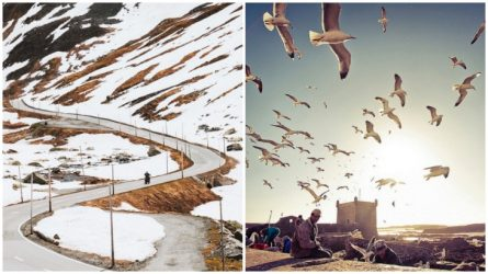 Những tip để có ảnh du lịch đẹp trên Instagram