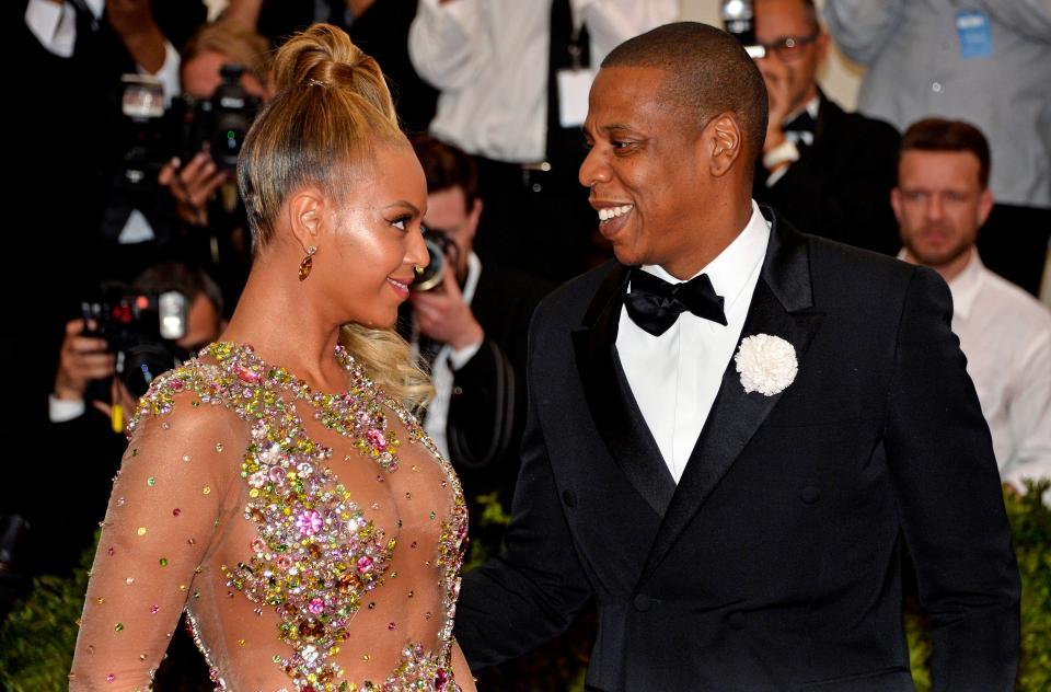 Jay Z và Beyoncé