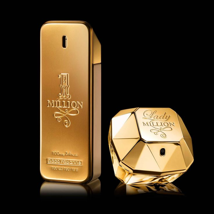 Nước hoa One million for men by Paco Rabanne.