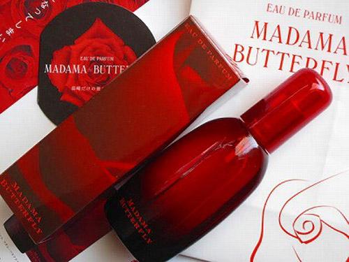 Nước hoa Shiseido Madama Butterfly
