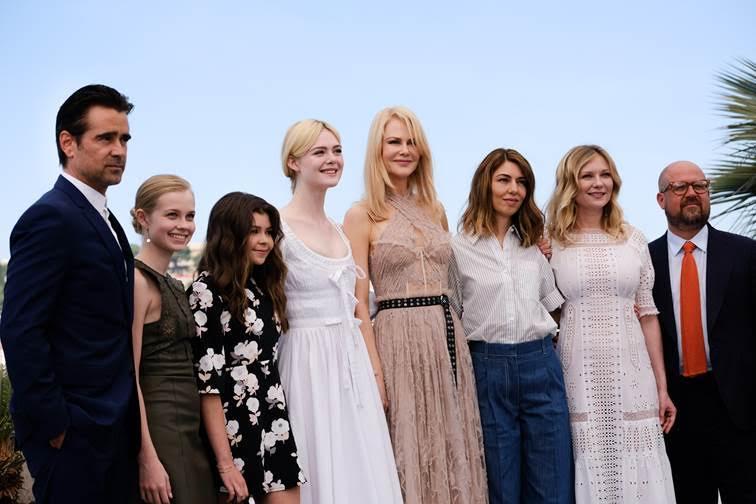 Các diễn viên có mặt tại thảm đỏ Cannes 2017