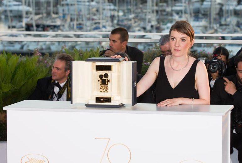 "Leonor Serraille for film ""Jeune Femme"""