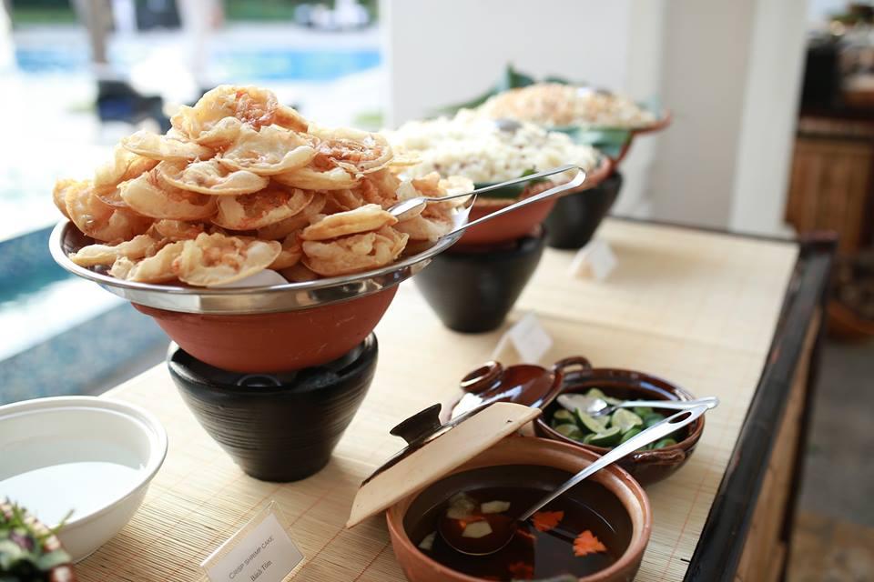 Rất nhiều món ăn Việt đặc sắc đã được giới thiệu tại sự kiện.