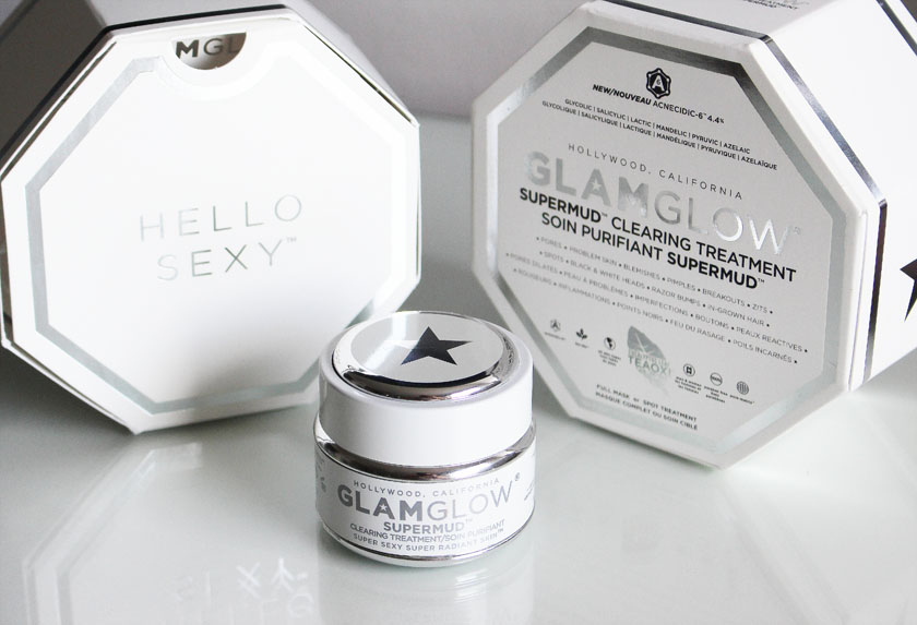 Mặt nạ GLAMGLOW SUPERMUD CLEARING TREATMENT