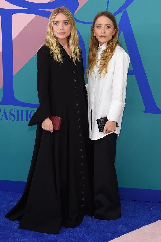 Cặp chị em song sinh Ashley và Mary Kate Olsen