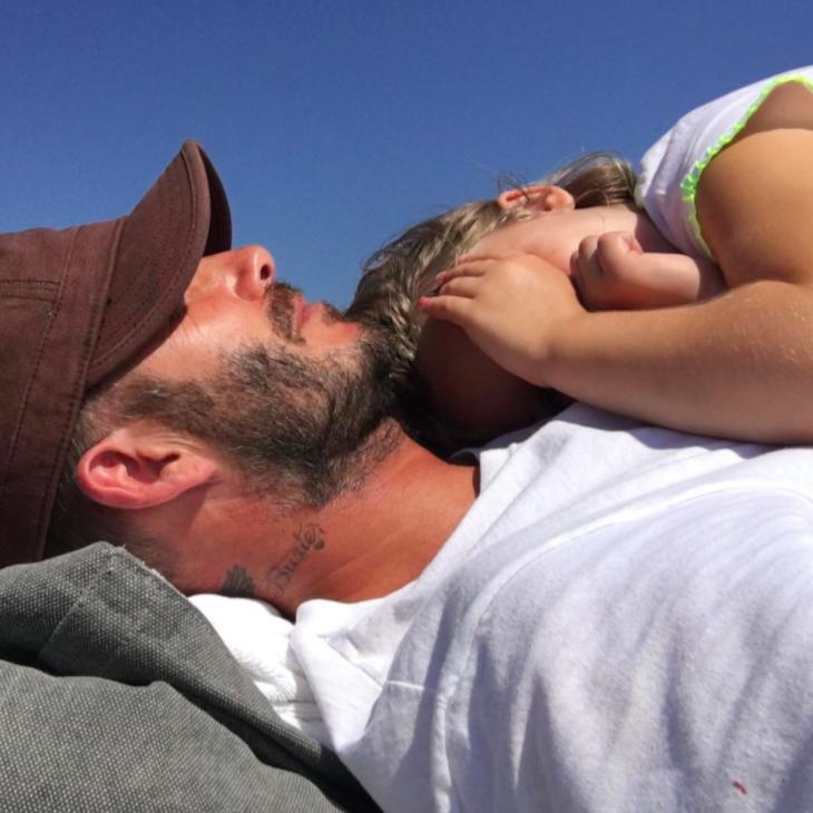 David Beckham đặc biệt dành tình yêu thương cho cô con gái út - Harper Seven Beckham