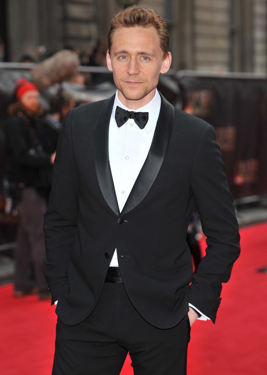 Nam diễn viên Tom Hiddleston
