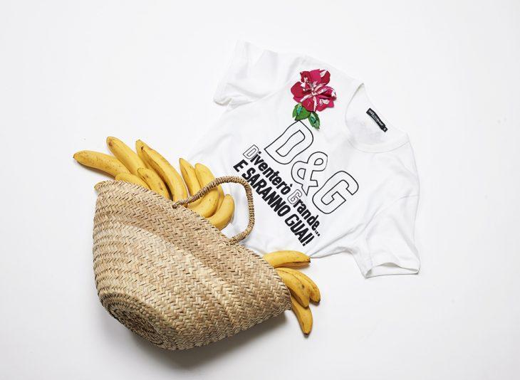 Những mẫu basic T-shirt trong BST đặc biệt của D&G.