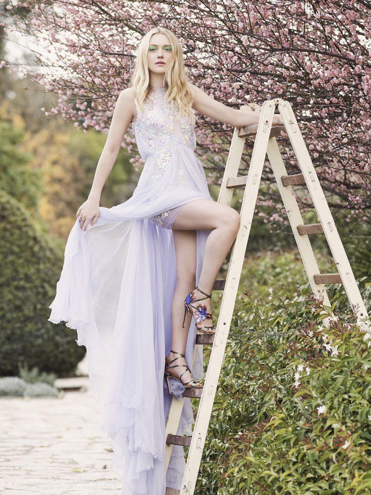 Dakota đẹp tuyệt vời trong những shoot ảnh
