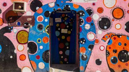 Nghệ thuật vẽ tranh tường mang lại sức sống mới cho thủ đô Havana, Cuba