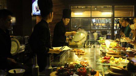 Buffet ẩm thực Singapore tại nhà hàng Lion City