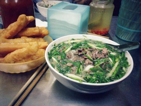 Ăn Cả Thế Giới với 20 quán ăn ngon ở Hà Nội nổi tiếng chục năm qua - ảnh 5