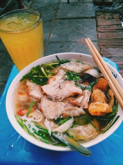 Ăn Cả Thế Giới với 20 quán ăn ngon ở Hà Nội nổi tiếng chục năm qua - ảnh 17