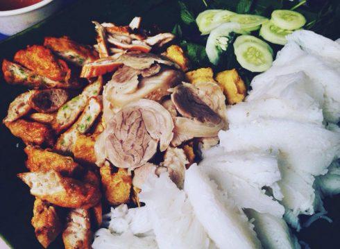 Ăn Cả Thế Giới với 20 quán ăn ngon ở Hà Nội nổi tiếng chục năm qua - ảnh 8