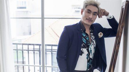 Kiều Minh Tuấn và cú lội ngược dòng trong phong cách thời trang