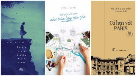 Giới thiệu sách mới hay tháng 6/2017