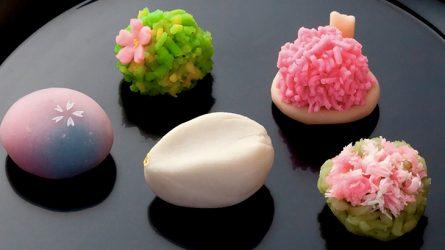 Wagashi - Nghệ thuật ẩm thực ẩn trong chiếc bánh nhỏ xinh