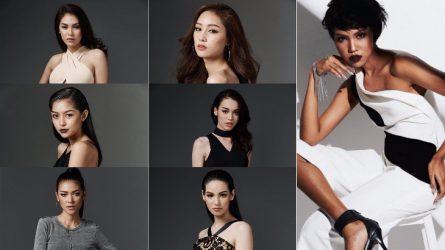 The Face Thái Lan và 7 gương mặt nổi bật nhất mùa 3 (2017)