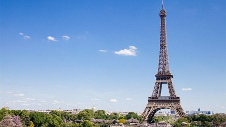 Ký sự du lịch Paris: