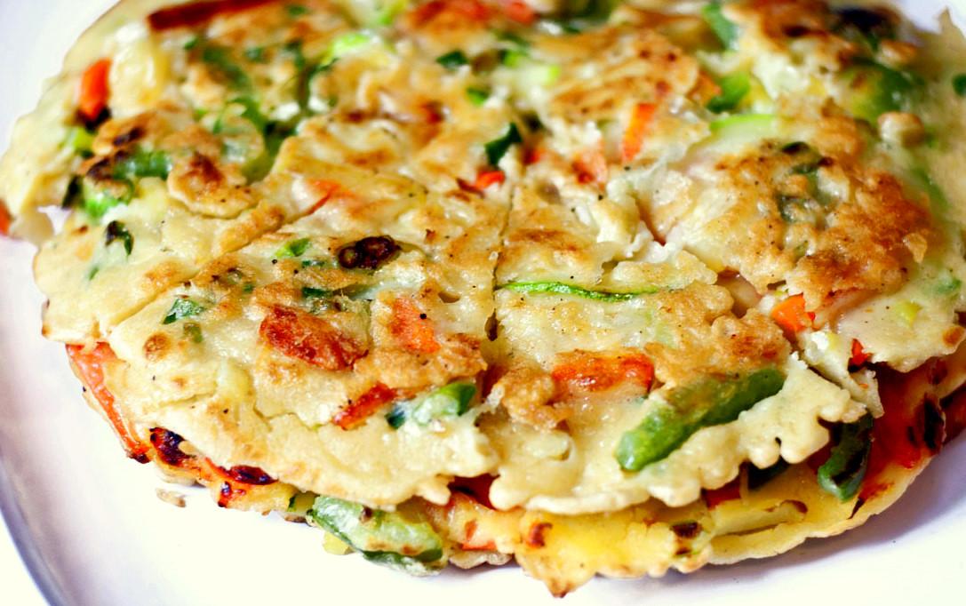 Image result for bánh hải sản hàn quốc